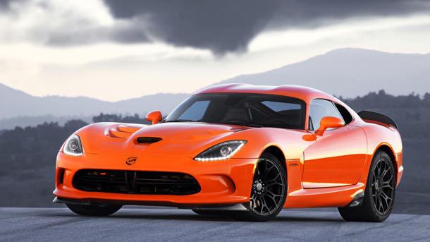 Corvette srt viper